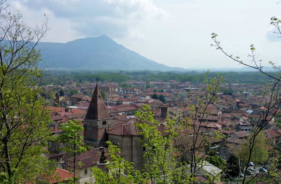 View from Sant'Ambrogio di Torino