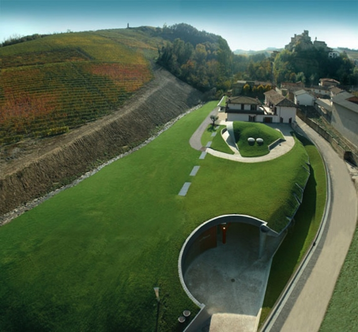 What is mimetic architecture? A look at Barolo's new style