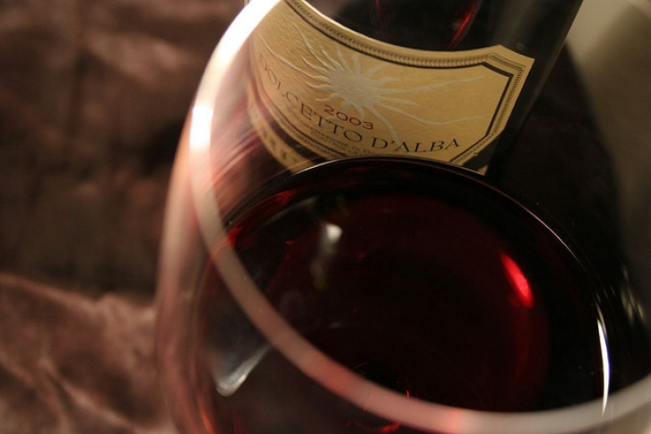 Dolcetto d'Alba - Photo from Abstract Gourmet, Creative Commons